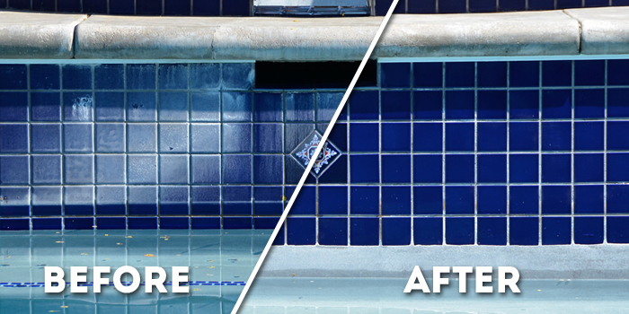 Diy Pool Tile Cleaning Or Hire A Professional Above All