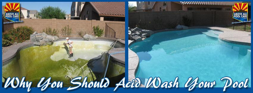 Acid Wash Pool - How To Acid Wash A Pool