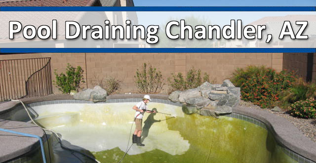 Pool Draining Chandler Az Above All Pool Care Llc