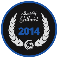 Best Pool Service In Gilbert - Award 2014