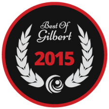 Best Pool Service In Gilbert - Award 2015